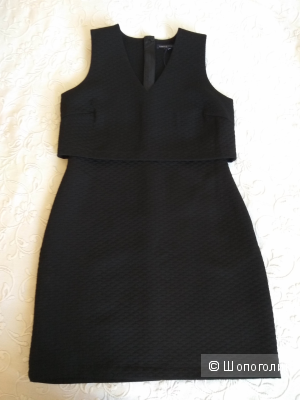 Классическое черное платье  Marks&Spencer  LIMITED Collection 12 разм.(46 росс.)