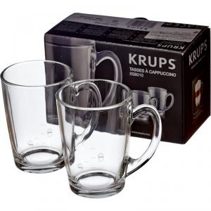 Чашки KRUPS для кофе набор 2 штуки