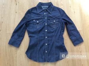 Рубашка джинсовая Miss Sixty р. М (на 44-46)