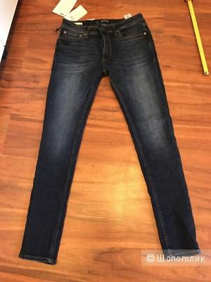 Новые темно-синие мужские джинсы Jack&Johns 32/34 Оригинал