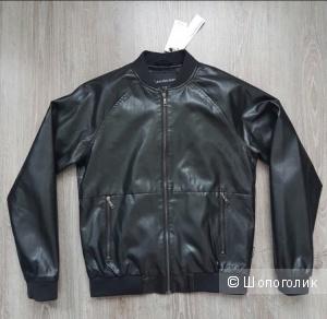 Calvin Klein Куртка кожаная мужская