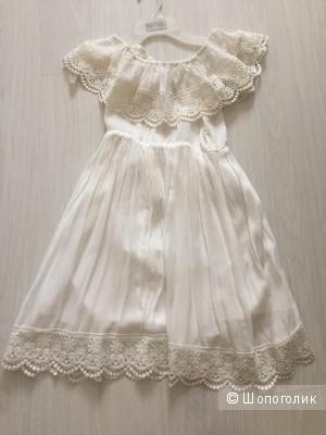 Кружевное летнее платье Asos.