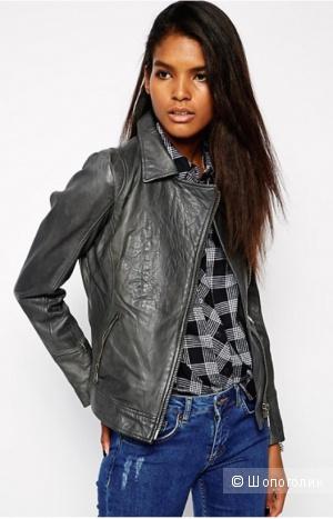 Кожаная куртка (натуральная кожа) damir doma размер L (46-48)
