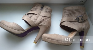 Продам удобные туфли Tamaris