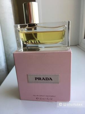 Eau de parfum Prada Prada для женщин, оригинал, старая версия, б/у