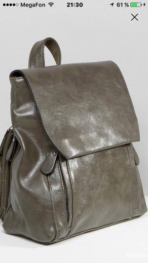 Новый рюкзак Liquorish.