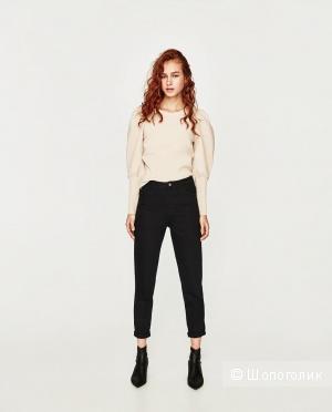 Джинсы mom jeans ZARA