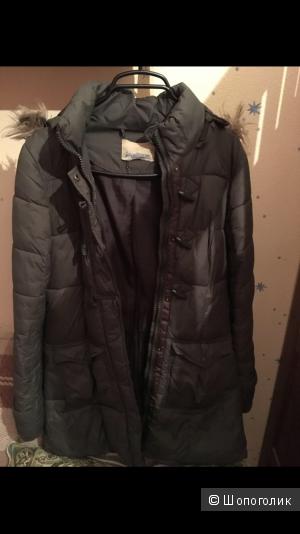 Куртка Stradivarius зимняя размер M