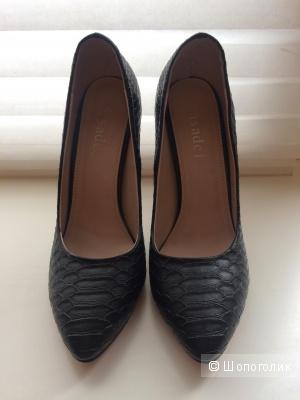 Туфли лодочки реплика Casadei размер 37,5-38