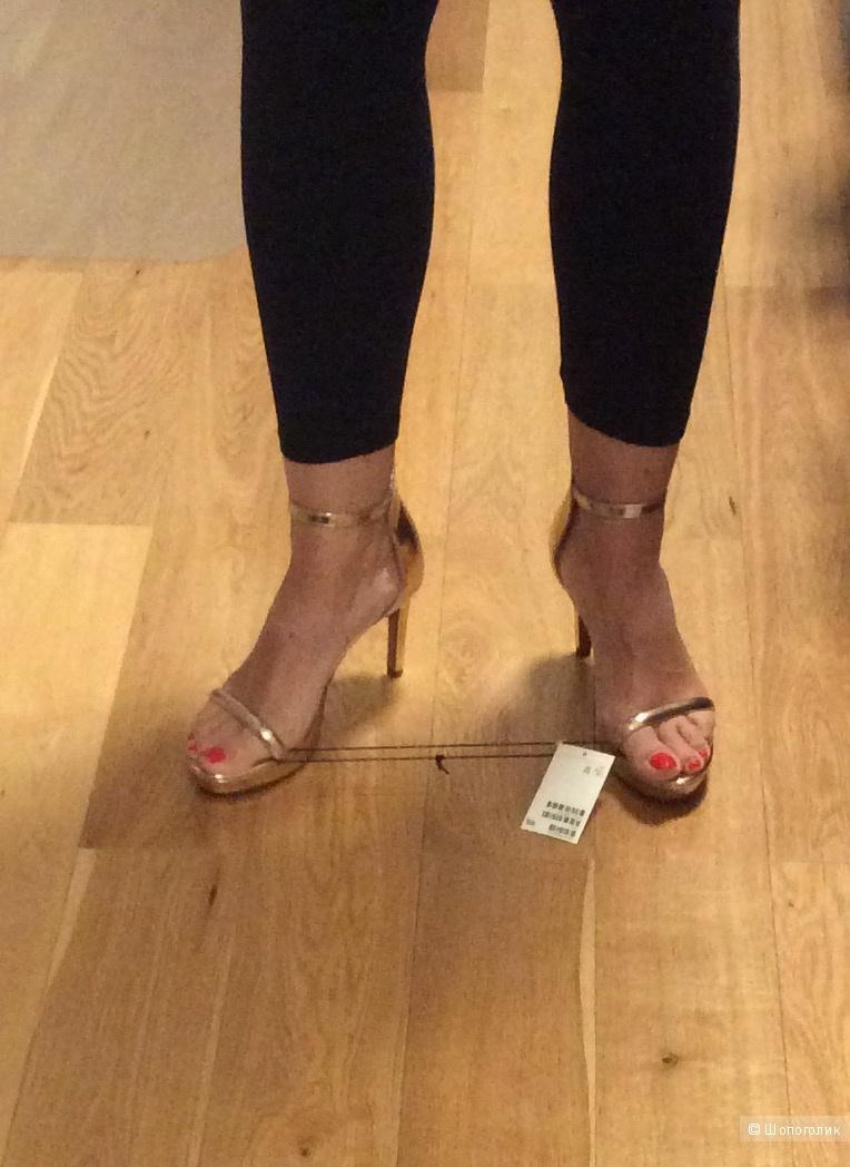 Босоножки Н&М р.40 (на ногу около 25,5 см)