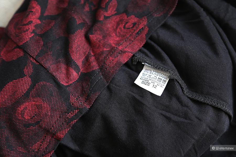 Новое платье красно-черное Club L, UK12