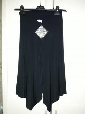 Асимметричная юбка Bebe   размер 44-46.