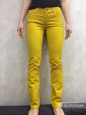 Вельветовые джинсы J Crew