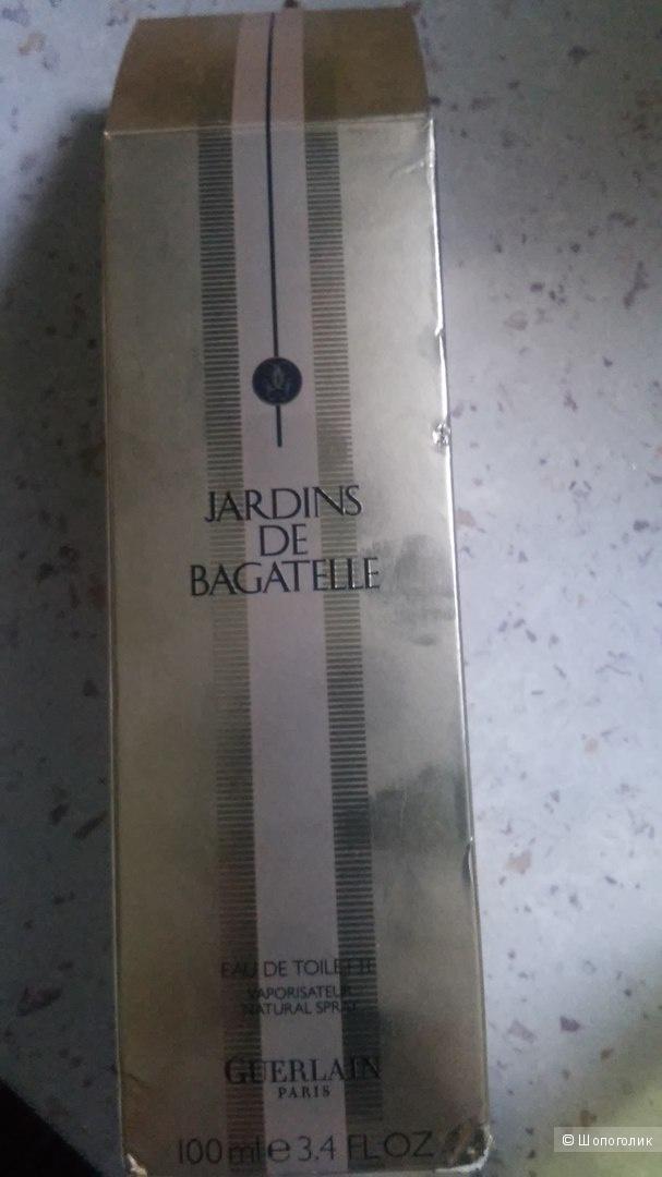 Туалетная вода GUERLAIN JARDINS DE BAGATELLE