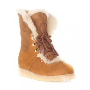 Новые зимние ботинки Pusha на 37 размер