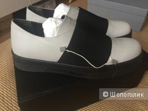 Женские кожаные ботинки Orciani 40 новые