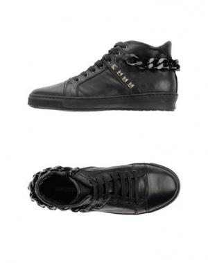 Новые кожаные кеды, 38 размер ( стелька 25см) Lea Foscati Италия