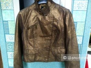 Кожаная куртака MORGAN DE TOI,42FR,46IT,46-48rus