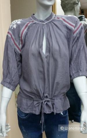 Блуза с вышивкой Object на 44-46 р-р русский