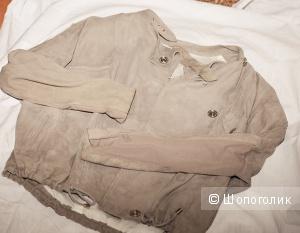 Куртка из натуральной замши Patrizia Pepe