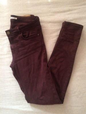 Женские джинсы zara body curve, размер 38 eu