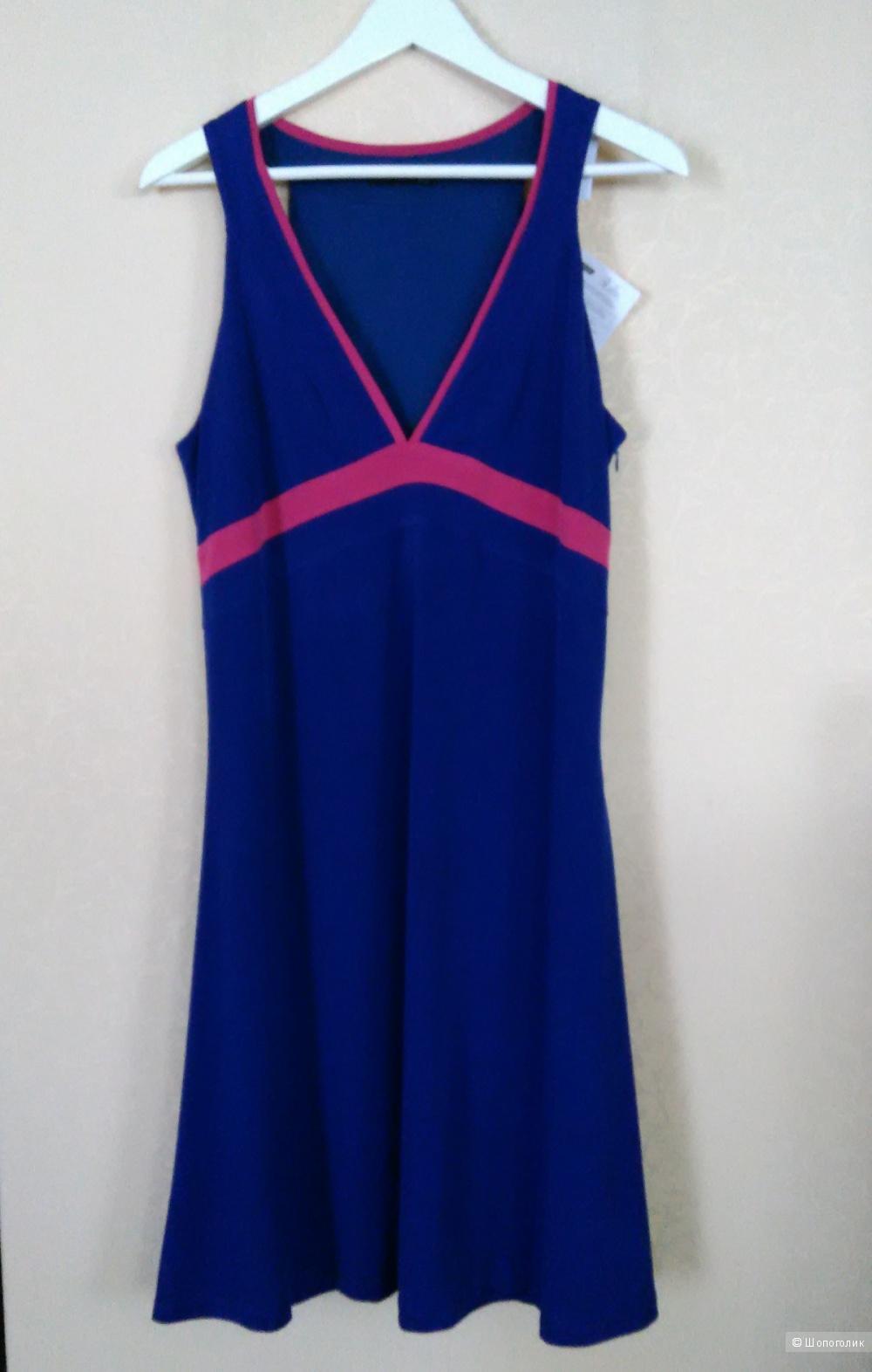 Платье Simona Martini. на  IT размер 44 (рус 46)