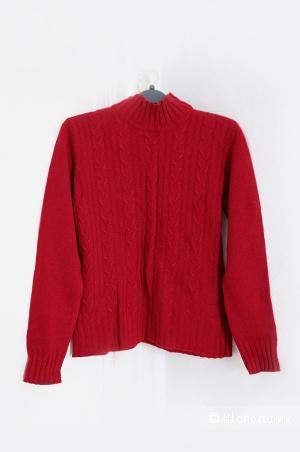 Красный свитер Glenfield, М