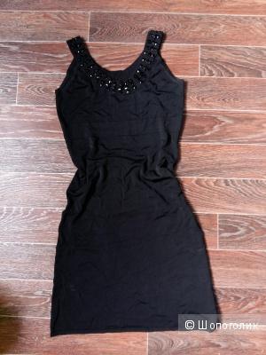 Черное платье Taya