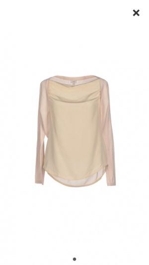 Комбинированная блуза Hoss Intropia XL