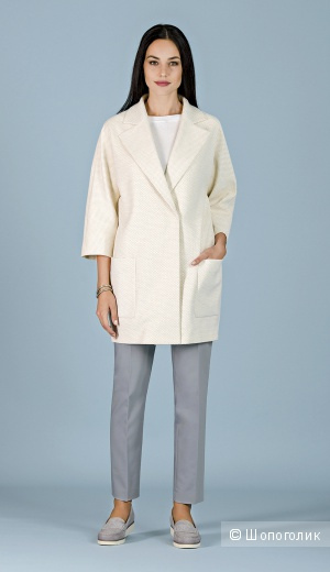 Легкое пальто Элис 44 размер