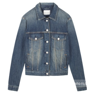 Джинсовая куртка. Devine Two-Year Faded Gin Classic Denim Jacket
