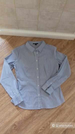 Рубашка в полоску comma , Германия, размер 42 - 44