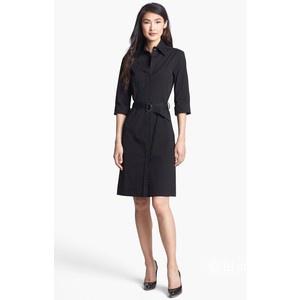 Платье-рубашка Hugo Boss black label.  Размер 42 на 48-50