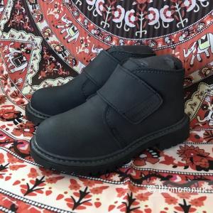 Новые детские ботинки Lumberjack