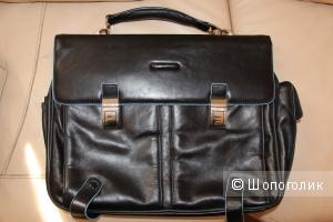 Кожаный портфель Piquadro Италия