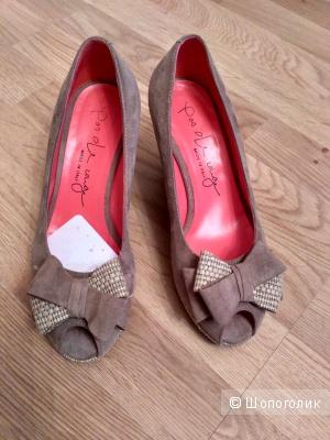 Новые туфли Pas de Rouge, 35,5