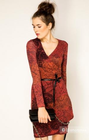 DESIGUAL новое платье,