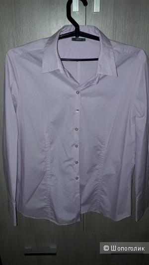 Рубашка женская Eterna размер 48.