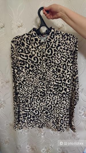 Итальянская блузка BLUGIRL FOLIES ,размер 48it