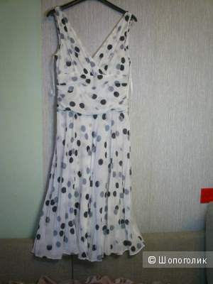 Платье- сарафан от Monsoon р 44.