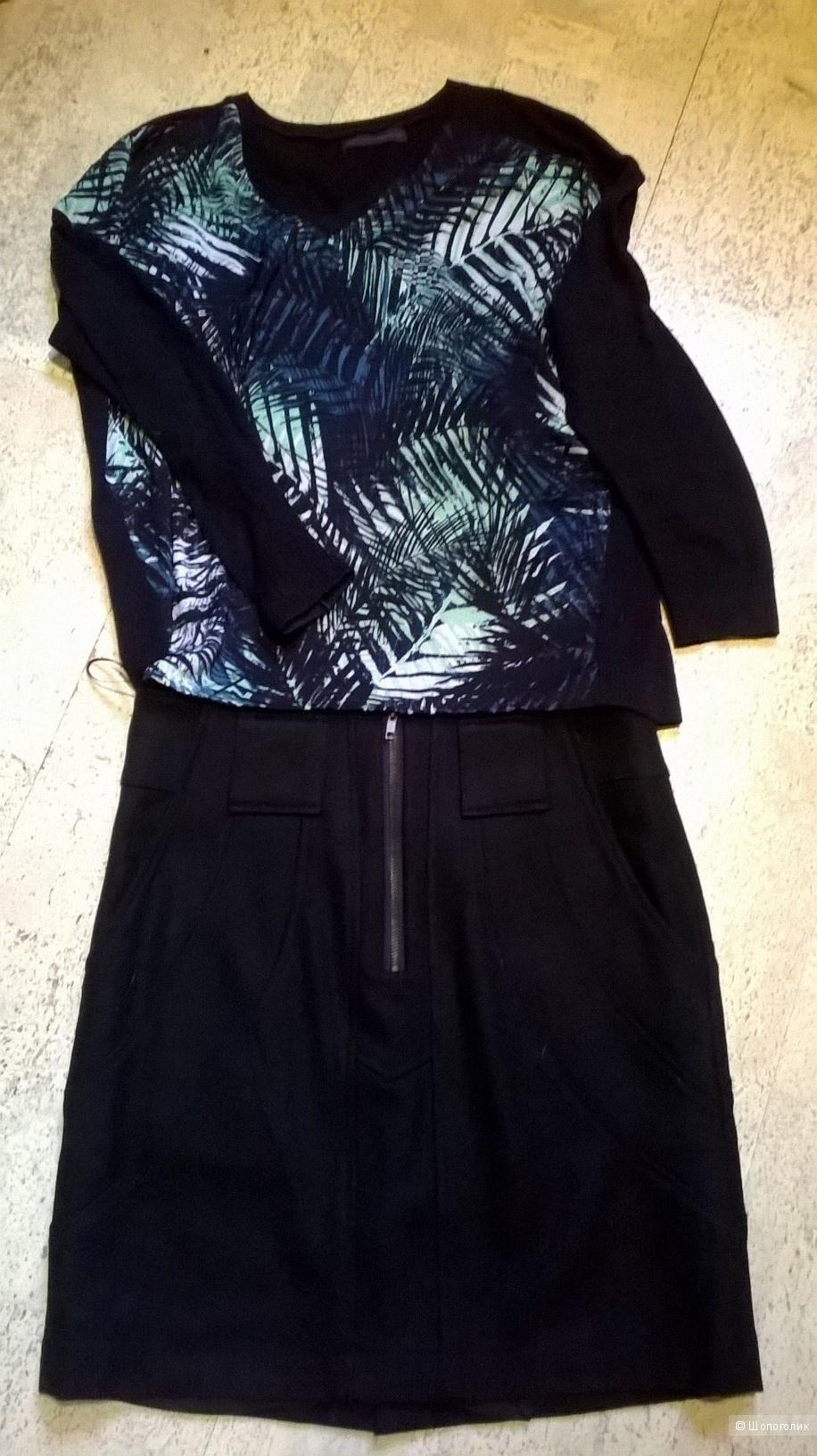 Новая юбка шерсть USA8