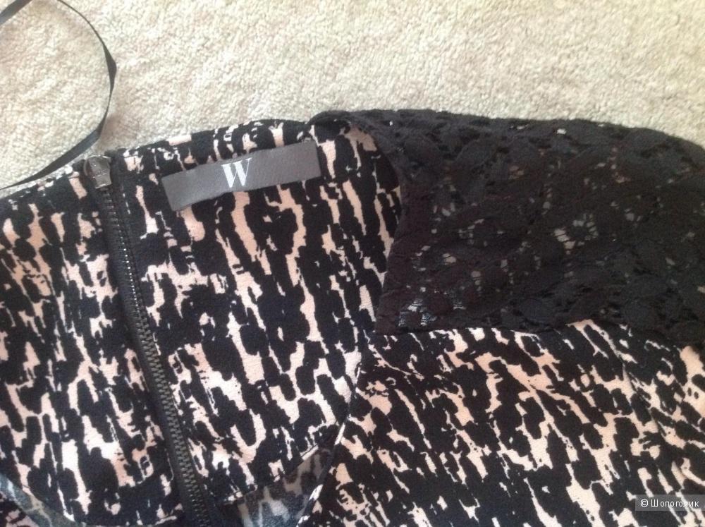 Платье W, размер 46-48
