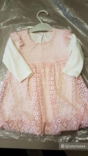 Нарядное платьице для девочки
