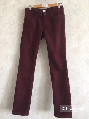 Вельветовые джинсы J Crew Factory