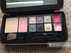 Dior, палетка,   Dior holiday couture collection