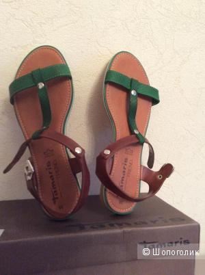Босоножки сандалии Tamaris 38 новые