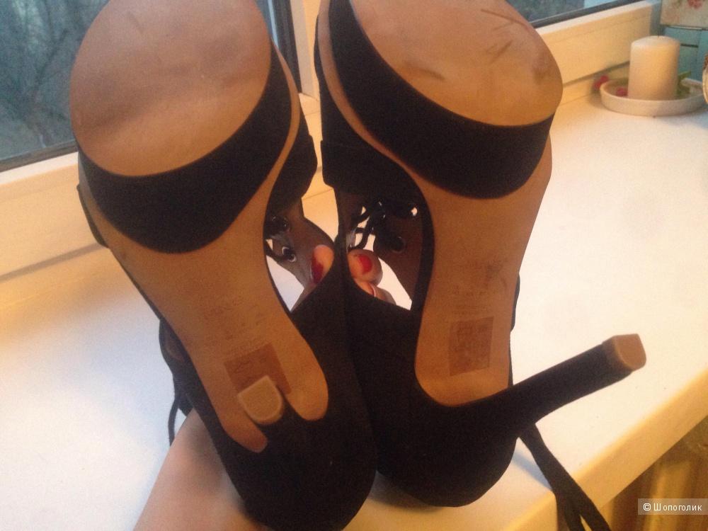 Туфли Mango, новые, 38 размер