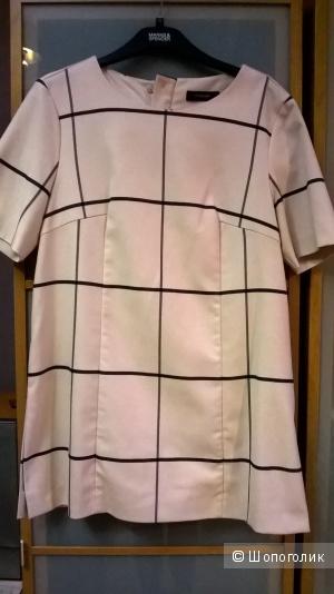 Туника мини-платье M&S usa12