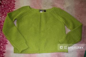 Пуловер Mandarin, цвета киви, р-р 50-52