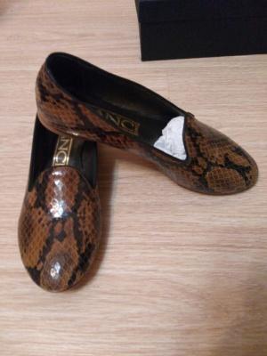 Новые кожаные Мокасины Cianti размер 36 EU